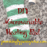 DIY Microwavable Heating Pad
