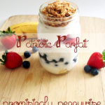 Patriotic Yogurt Parfait