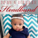 2 Minute DIY Baby Headband With Video Instructions