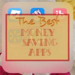 The Best Money Saving Apps