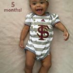 Happy Five Months Baby G!