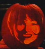 Roseanne-o-lantern