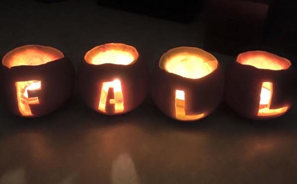 Fall Jack-o-Lanterns!