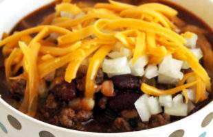 The Best Gluten-Free Homemade Chili