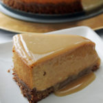 Gluten-Free Pumpkin Maple Cheesecake