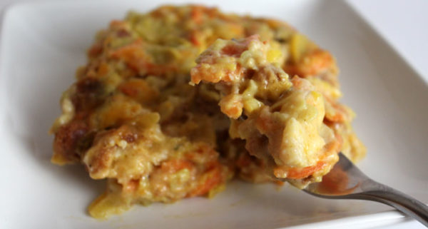 Easy Squash Casserole: Classic southern comfort food, perfect for the holidays or a delicious weeknight meal!