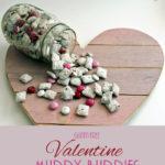 Valentine Muddy Buddies (Gluten-Free)