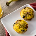 Black Bean and Sweet Potato Egg Muffins